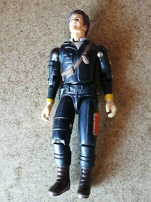 "Vintage A-Team 'Face' Jointed 3.75"" Action Figure Galoob (1983)"