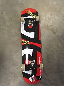 Used Krooked Skateboard