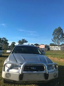 2005 Subaru Outback Wagon including 6MONTH REGO +RWC Rocklea Brisbane South West Preview