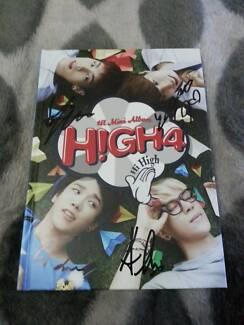 [SIGNED] HIGH4 - Hi High (K-POP) Loganlea Logan Area Preview