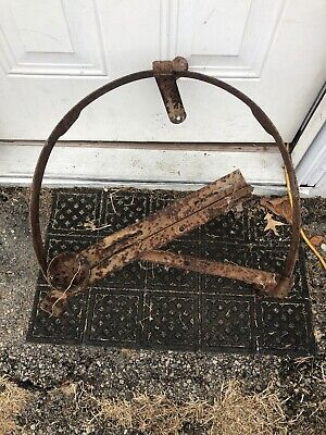 Model A / T Ford Parts See My Other Items! Some 1930 1931 Chevy Spare Tire Rack for sale  Columbus