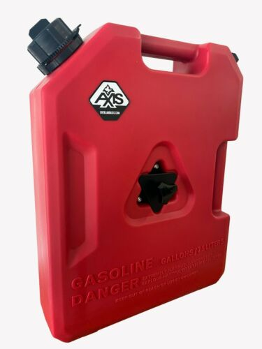 3 Gallon Jerry Gas Can with Mount Bracket for 4X4 OVERLAND OFF ROAD