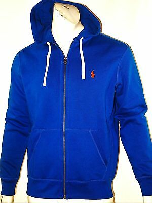 Polo Ralph Lauren full zip classic hoodie size medium NEW with TAGS