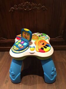 Table interactive Fisher Price