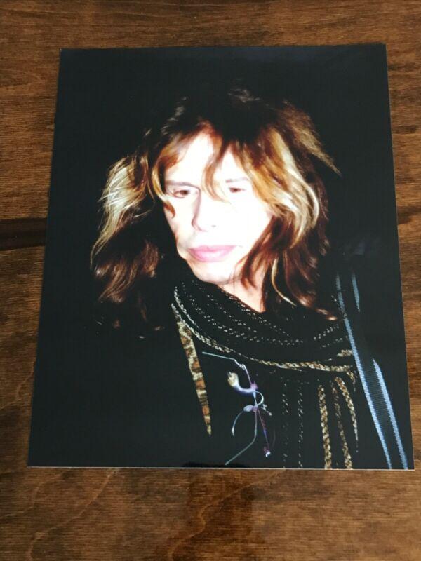 Vintage Aerosmith Stephen Tyler 8x10 Glossy Photo