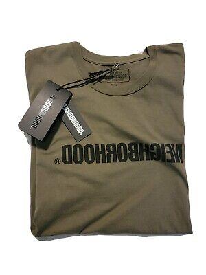 Neighborhood Olive Tshirt