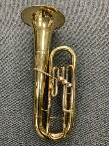 Getzen Bell Up Euphonium - Reconditioned -  NO case