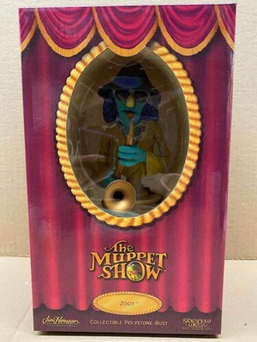 THE MUPPETS - SIDESHOW - 25th ANNIVERSARY BUST - Zoot