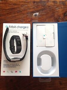 Fitbit Charge 2 HR - As New
