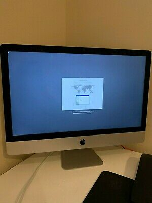 Apple iMac A1419 27 inch Desktop 16gb ram (September, 2013)
