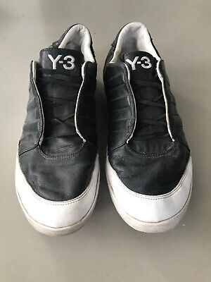 adidas Y-3 Sneaker Black men size US 11.5 for sale  Shipping to South Africa