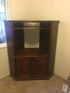 Corner Cabinet display television ornaments Tweed Heads Tweed Heads Area Preview
