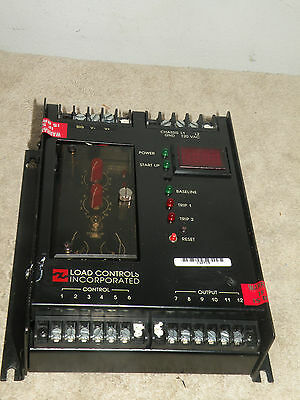 Load Controls Inc. Compensator Motor Load Control Pcr-1820v-m