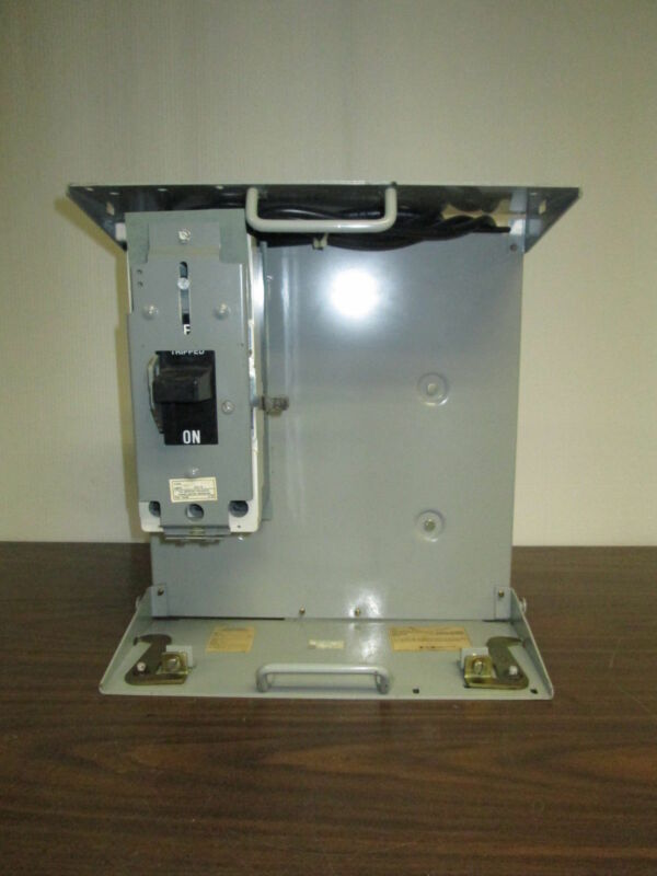 "Cutler-Hammer Eaton 9800 Unitrol 250 Amp Breaker Feeder MCCB MCC Bucket 250A 18"""