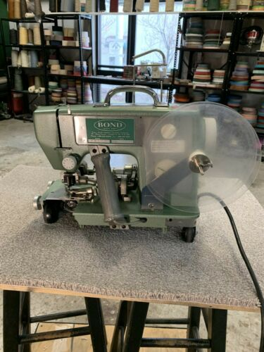 BOND Binding Machine PBL-2 | Carpet Binding Machine | FREE SHIPPING!