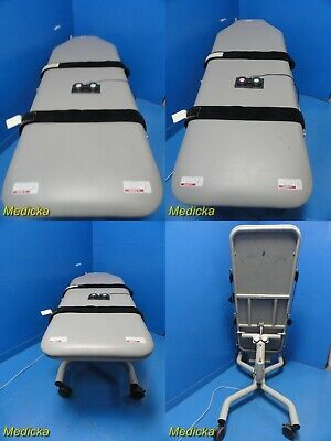 Colin Medical Cm6121.tb Power Tilt Table W Foot Switch 350 Lbs Capacity 20204