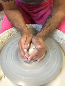 Pottery classes Cashmere Pine Rivers Area Preview