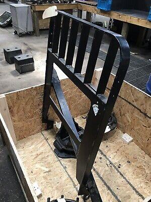 582007754 Load Backrest Yale Pallet Jack Forklift Forktuck Good Used Mpe060lf