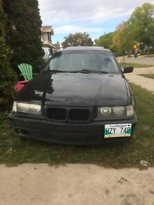 Safetied Bmw 1995 318ti hatchback rare
