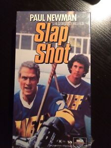 Cassette vhs Slap Slot movie film anglais english
