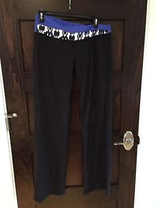 Lululemon Pants and Crops (sizes 6-8)