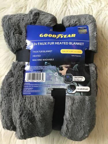 official 12v heated faux fur blanket 3