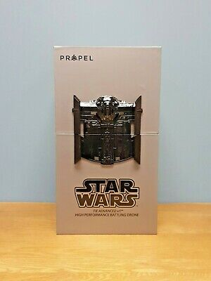 Star Wars Propel Tie Advanced X1 Battle Quadcopter Drone - TOY - special edition