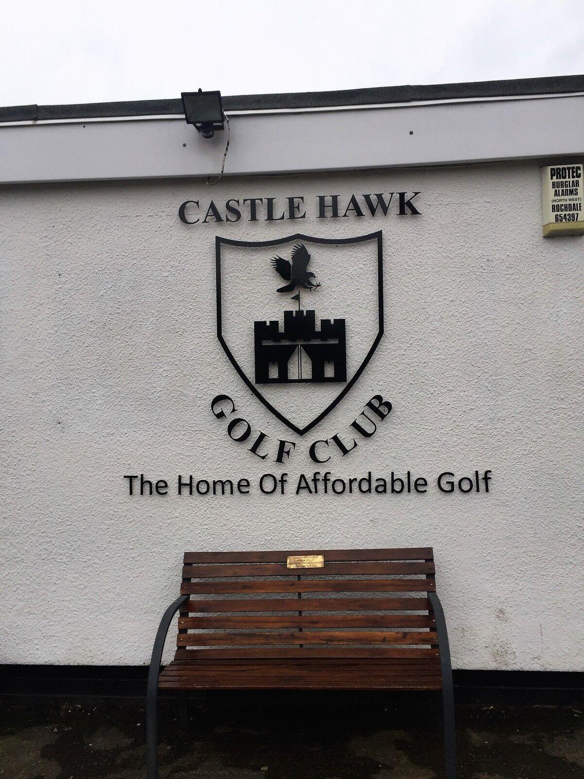 CASTLE HAWK GOLF SHOP