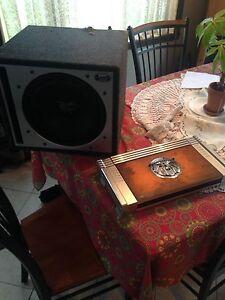 Subwoofer , amplificateur (soundstream) 12p ,420w