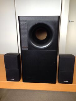 Bose Acoustimass 5 Series lll Petrie Pine Rivers Area Preview