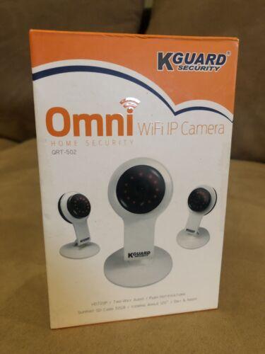 KGUARD Security QRT-502 Motion Technology HD Wireless Wi-Fi