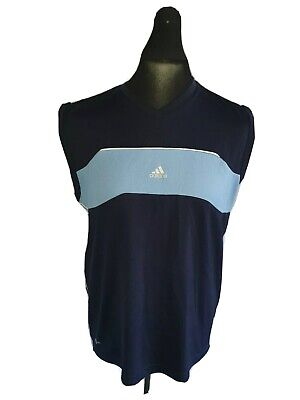 ADIDAS Climacool Gym Fitness Vest Size Large for sale  Shipping to Nigeria