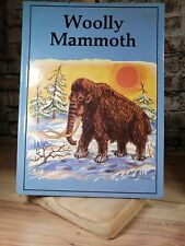 Woolly mammoth childrens book