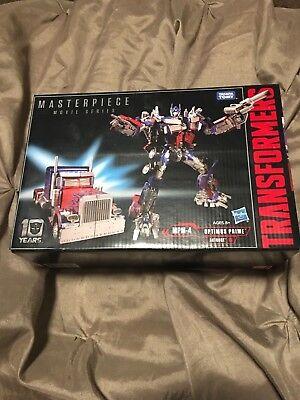 Transformers Masterpiece Optimus Prime MPM-4 Brand New