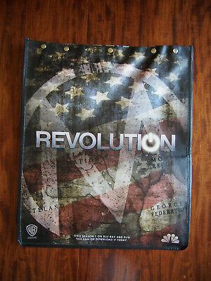 SDCC 2013 - Revolution - Warner Bros Promotional Tote / Swag Bag &