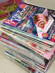 better homes & gardens magazines Strathfield Strathfield Area Preview
