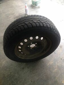 Winter tires / rims for ford edge