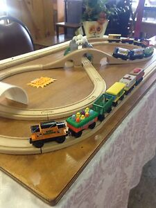 Train with Track
