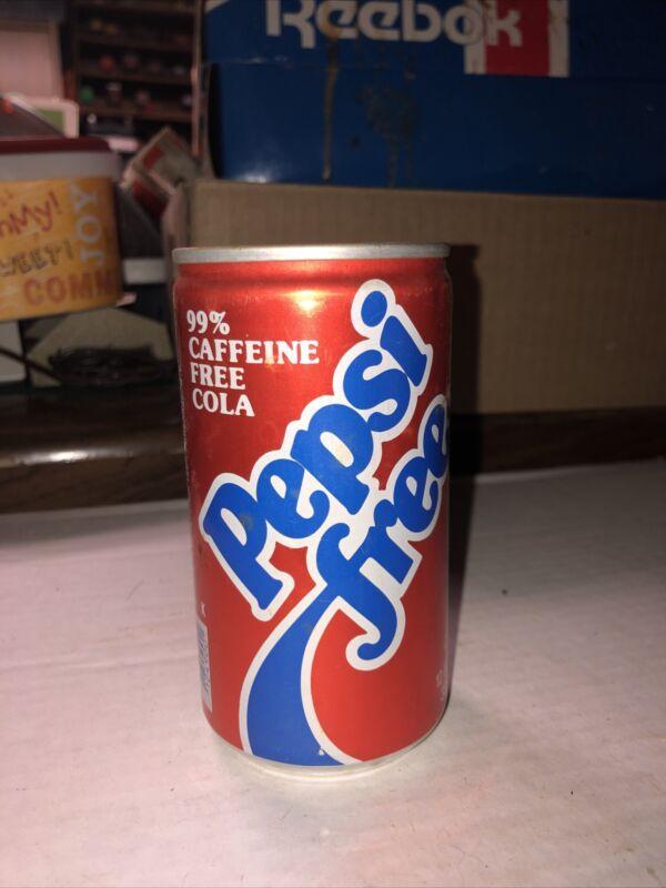 Pepsi Free Can