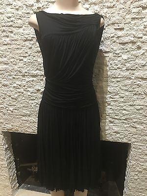 GRAEME BLACK Dress Sz 42. Beautiful! Cocktail. Little Black US 6