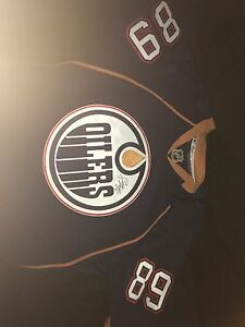 Authentic Signed Sam Gagner Jersey