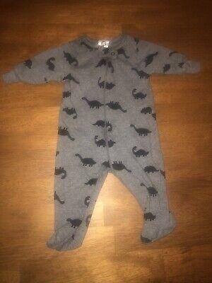 Infant Baby Boys Gerber Organic Lightweight Pajamas Sleeper 0-3 Months NWOT Infant Sleeper Pajamas