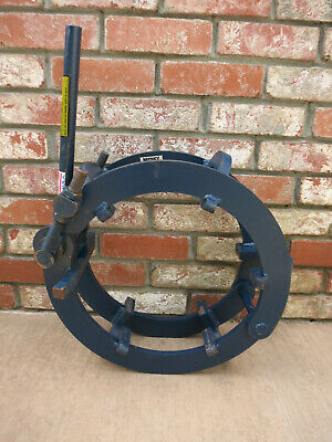 Mathey Dearman 12 Pipe Alignment Cage Clamp
