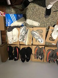 Assorted DS yeezys for sale