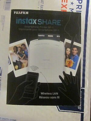 Fujifilm Instax Share Sp 1 Mobile Led Printer