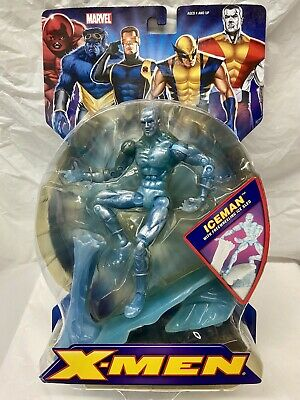 Rare Vintage Iceman X-Men Classics Marvel Legends Toy Biz 2006 Brand New NIP