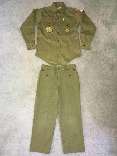 Vintage 1960s Boy Scout Uniform - Onondaga Council - Syracuse New York 40