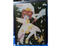 Cardcaptor Sakura Kinomoto /& Keroberos Character Shitajiki Pencil Board Ver.5