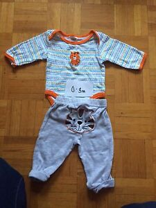 3m old bb outfit