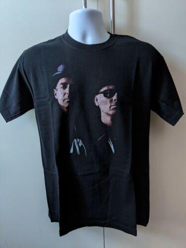 Pet Shop Boys Live 06 Tour T-Shirt - Med - New/Unworn